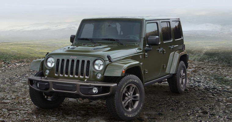 Fiat Chrysler Automobiles Rises from Snowpocalypse with Sales Gains