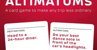 Nissan Creates New Card Game