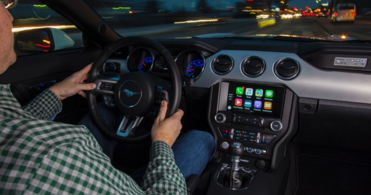 2016 Ford Vehicles Get Apple CarPlay, Android Auto Support with SYNC 3 Wi-Fi Update