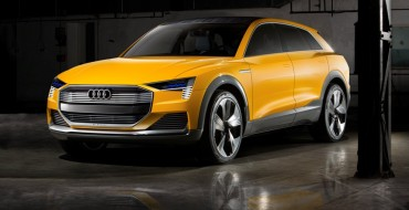 Audi h-tron quattro concept Debuts in Detroit