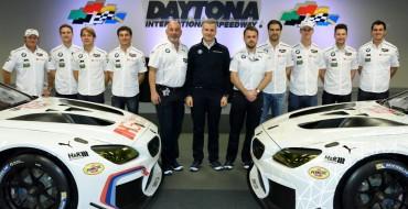 BMW Celebrates Centennial With New Race Livery