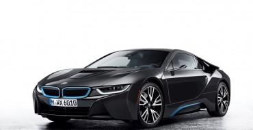 BMW Brings Mirrorless Car to CES 2016