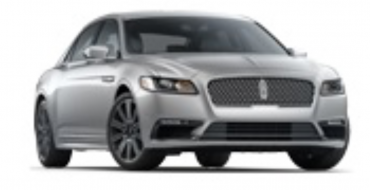 Here's an Incredibly Blurry Image of the 2017 Lincoln Continental