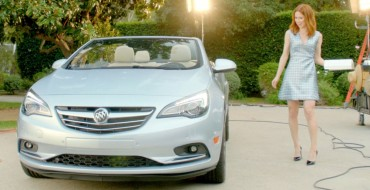 Buick Launches New Digital Ad Campaign for Cascada