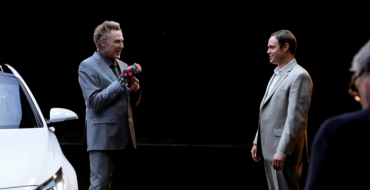 Kia Gives Viewers Sneak Peek of Christopher Walken Commercial