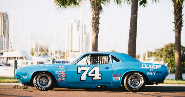 Check Out the Dodge Challenger That Possibly Saved Dale Earnhardt's Career