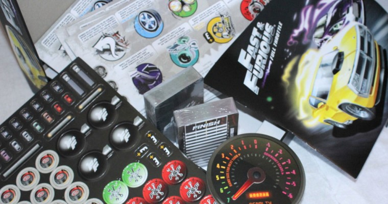 Fast & Furious: Full Throttle Board Game Review