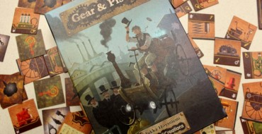 Board Game Review: Gear & Piston from LudiCreations
