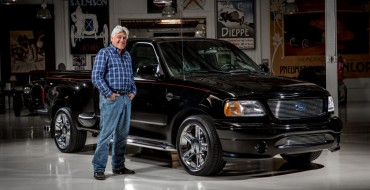 One-of-a-Kind, Jay Leno-Owned Harley-Davidson Ford F-150 Being Auctioned in Scottsdale
