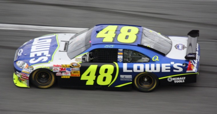 Consider the Following: Bill Nye the Science Guy Wishes NASCAR Would Go Electric