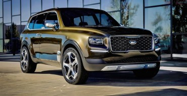 Kia's Telluride Concept Car Will Blow Your Mind