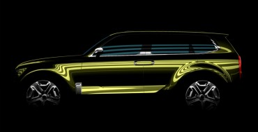 Kia Hints at 2016 NAIAS Debut with New Teaser Images