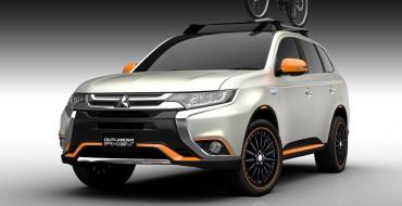 Four Customized Mitsubishi Models Prepared for Tokyo Auto Salon