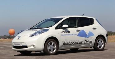 Nissan Borrows From the Mars Rover
