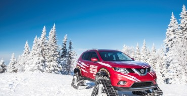 Nissan Conquers Canadian Snow with New Concept