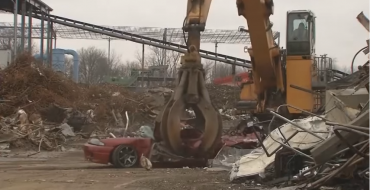 Federal Government Destroys Perfectly Good Nissan Skyline