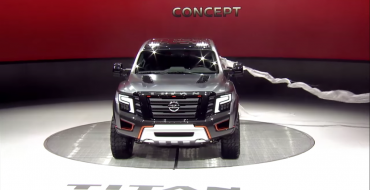Oops: Nissan Press Conference Hits a Snag