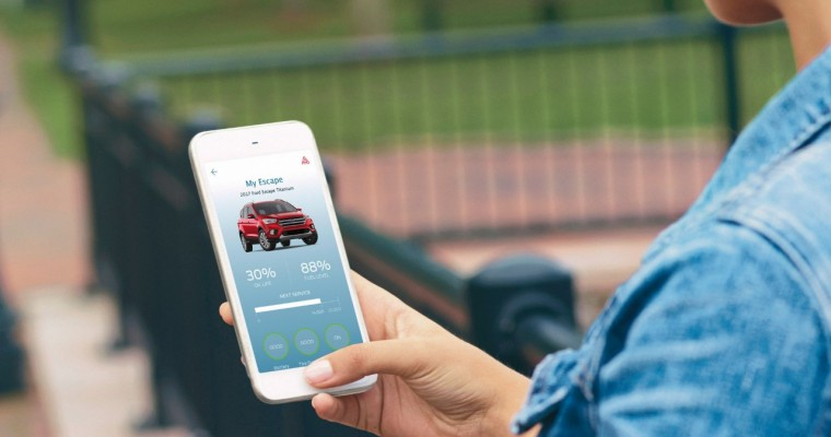 Ford SYNC Connect Europe-Bound By End of 2017