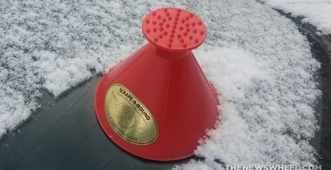 Scrape-A-Round: Windshield Snow & Ice Scraper Review
