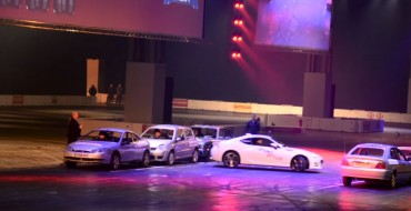 [VIDEO] Subaru BRZ Breaks Guinness World Record for Tightest 360 Spin