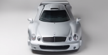 This 2000 Mercedes CLK CTR AMG Might Command $2.2 Million in February Auction