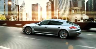 2016 Porsche Panamera Overview