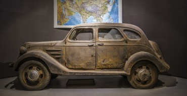 World's Oldest Toyota Found in Russian Barn