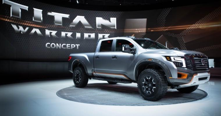 Detroit Auto Show Attendance Rises in 2016