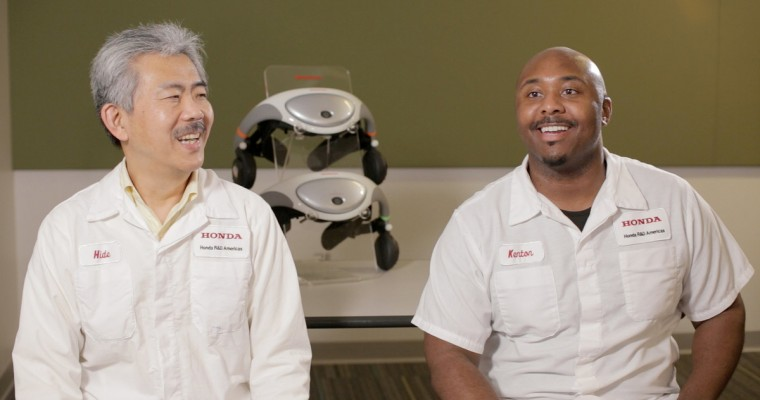 New Video Highlights Honda Engineers Working on Walking Assist Device