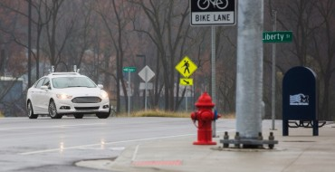 Ford Tripling Autonomous Vehicle Fleet in 2016