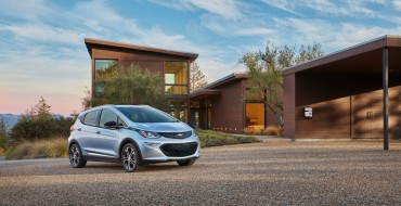 Chevy Bolt to Offer One-Pedal Driving Modes