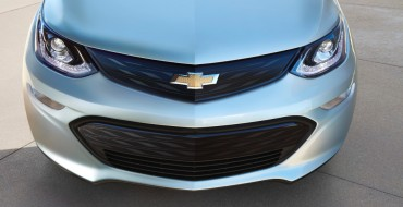 Chevy Designed Bolt EV with Ride-Sharing in Mind