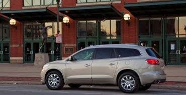 5-Year Cost to Own Full-Size SUV Award Given To Buick Enclave