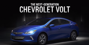 Chevy Volt Takes Green Car of the Year Award (This Time in Canada)