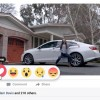 Chevrolet Already Has a Malibu Commercial Based on Those New Facebook Reactions