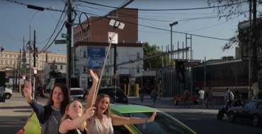 I Want to Be the Women in This Chevy Spark Commercial