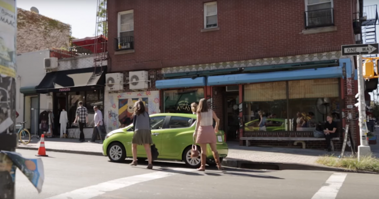 I Want to Be the Chevy Spark in This Women Commercial