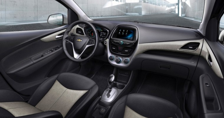 GM Interested in Equipping Small Cars with CVTs: Report