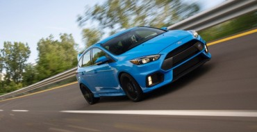 Ford Focus RS Named AutoGuide.com Car of the Year; 2.3-Liter EcoBoost Makes Wards 10 Best Engines List