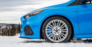 Awesome Ford Focus RS Getting Awesome Winter Wheel and Tire Package