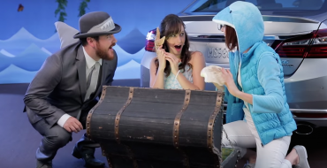 """Honda Taps Children's Imaginations for Cute """"Storytime with the Accord"""" Videos"""
