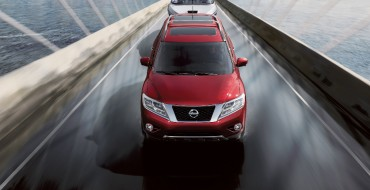 2016 Nissan Pathfinder Overview