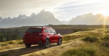 Subaru to Unveil 2016 Crosstrek Special Edition at Chicago Auto Show