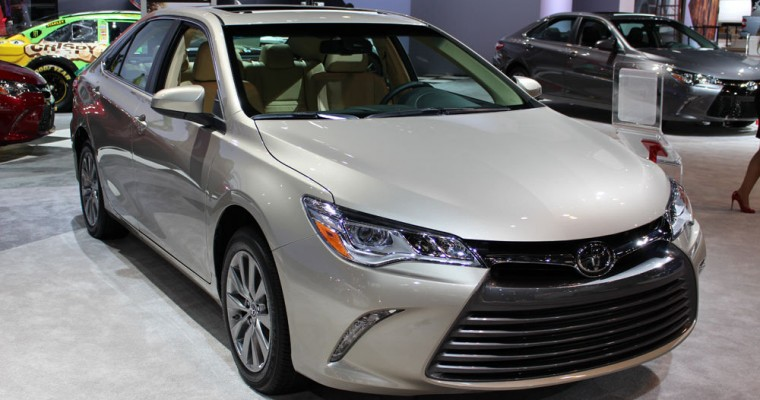 Toyota Camry and Sienna Named to Top 10 Best Vehicles of 2016 List