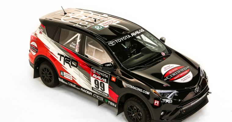 Are We Getting a Toyota RAV4 TRD? Probably.