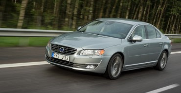 Volvo S80 Takes Home KBB.com 5-Year Cost to Own Award