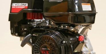 Honda Engines Develops Cyclone Air Cleaner