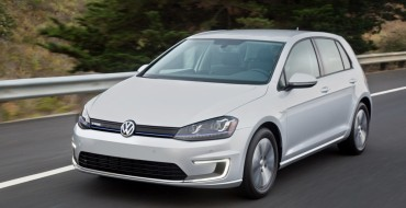 2016 Volkswagen e-Golf Overview