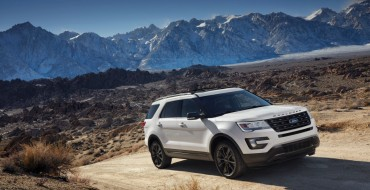 [Photos] 2017 Ford Explorer XLT Gets Sport Appearance Package