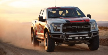 2017 Ford F-150 Raptor Race Truck Finishes Mint 400